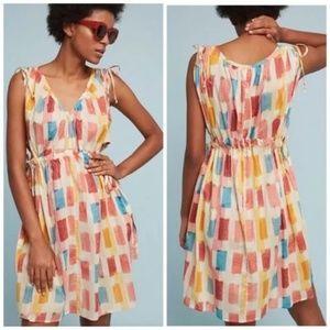 ♥️ Lilka via Anthropologie Painter's Palette Dress